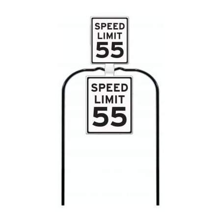 Speed Limit Spinning Target