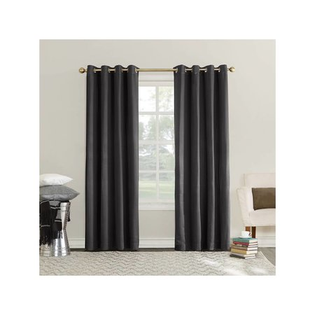 Erin Interlined Grommet Curtain Panel