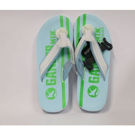 GM Women's  Blue and White Flip Flop