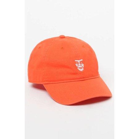 Pac Sun Obey Orange Hat - 0142