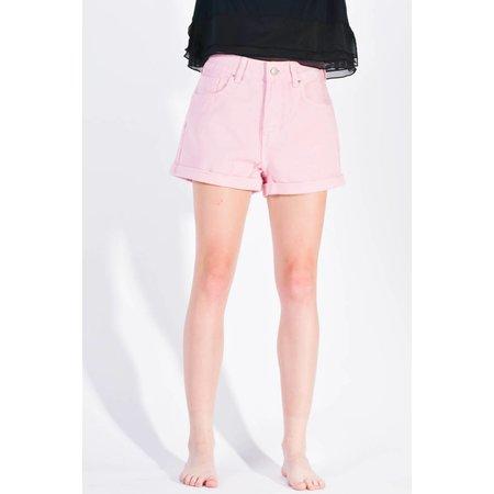 PacSun Mom Shorts Pink