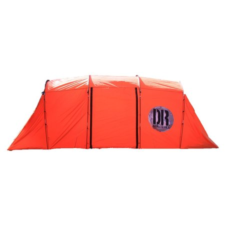 The D.R. Strategies Skydd Two Room, 6 Person Family Tent