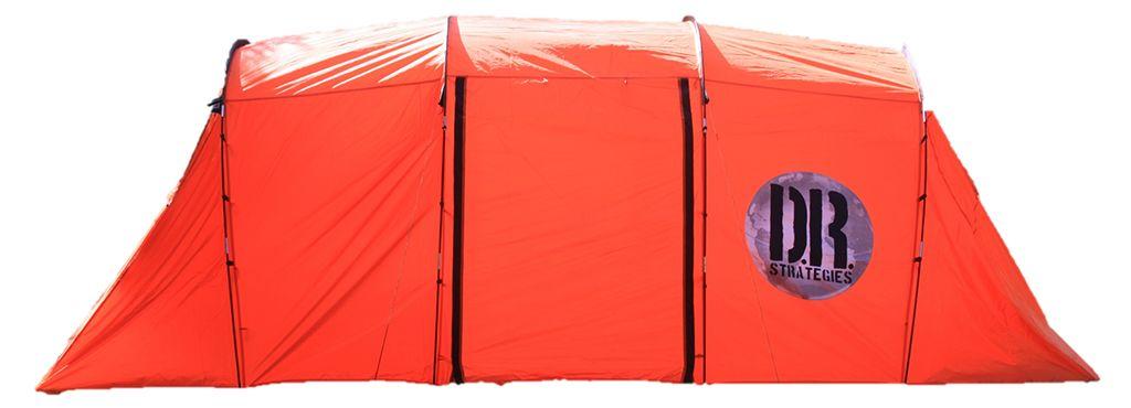 The D.R. Strategies SkyddTwo Room, 6 Person Family Tent