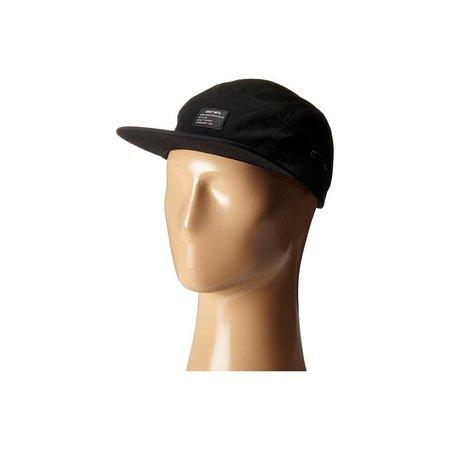 Obey Platoon 5 Panel Hat Black - 0047