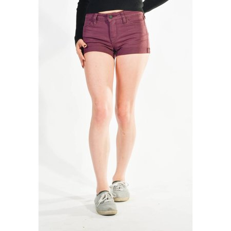Pacsun Super Stretch Shortie Pinot Shorts