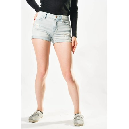 Pacsun Super Stretch Shortie Playa Shorts