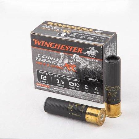 """Long Beard XR 12ga, 3 1/2"""", 2oz, 4-shot Turkey Shotshells"""