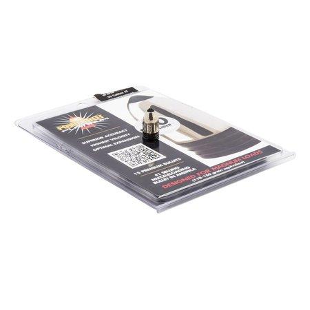 Powerbelt Platinum Bullet 338 Gr