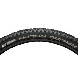 Schwalbe Racing Ralph Tubeless Easy Snakeskin Tire, 29x2.1 EVO Folding Bead Black with PaceStar Compound