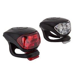 LIGHT SUNLT COMBO HL-L210/TL-210 2-LED GRIPLITE BK