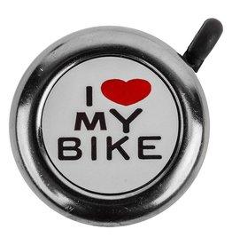 BELL SUNLT I LOVE MY BIKE CP