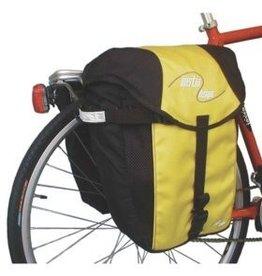 Inertia Designs Inertia Designs, Cam Dry Load Panniers - Black/ Yellow