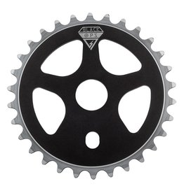 Black OPS CHAINRING BK-OPS 30T MICRO DRIVE ALY BLK