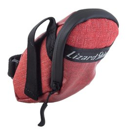 BAG LIZARD SADDLE CACHE CRIMSON-RD