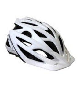 Cannondale Radius MTN Adult Helmet WH L/XL