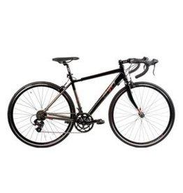 EVO EVO, Vantage 7.0 Road Bicycle, Black/Red, L