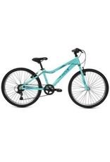 EVO, Rock Ridge 24 7-Speed Kid's Bicycle, Fresh Green (2018)
