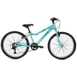 EVO, Rock Ridge 24 7-Speed Kid's Bicycle, Fresh Green (2018)