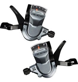 Shimano Alivio M4000 3x9-Speed Shifter Set