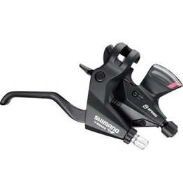 Shimano Shimano Altus M310 8-Speed Brake/Shift Lever Set Black