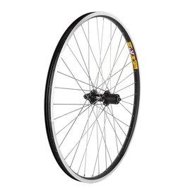 Wheel Master WHL RR 26x1.5 559x19 WEI ZAC19 BK MSW 36 ALY 8-10sCAS QR BK 135mm SS2.0SL