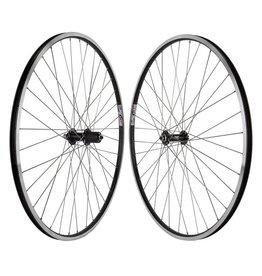 Wheel Master WHL PR 700 622x14 WEI LP18 BK MSW 36 ALY 8-10sCAS BK QR 130mm DTI2.0SL