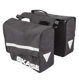 BIKASE BAG BIKASE PANNIER CITY RACK TOP BK