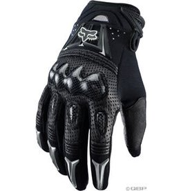 Fox Racing Fox Racing Bomber Full Finger Glove: Black XL