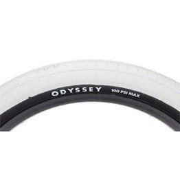 "Odyssey Aaron Ross V2 20"" x 2.3"" White and Black"