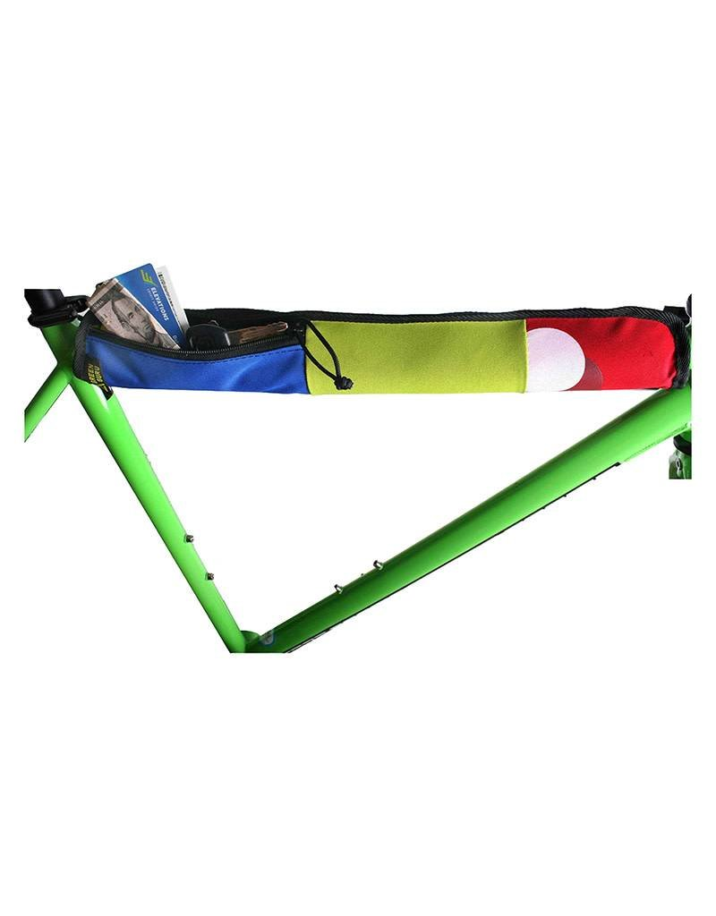 GREEN GURU BAG GREENGURU TOP TUBE PROTECTOR W/STASH POCKET