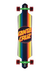Santa Cruz Skate Jorongo Dot Drop Thru cruzer 9.2in X 41in Santa Cruz Skate