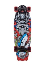 Santa Cruz Skate Squid Bat Tail Shark Cruzer