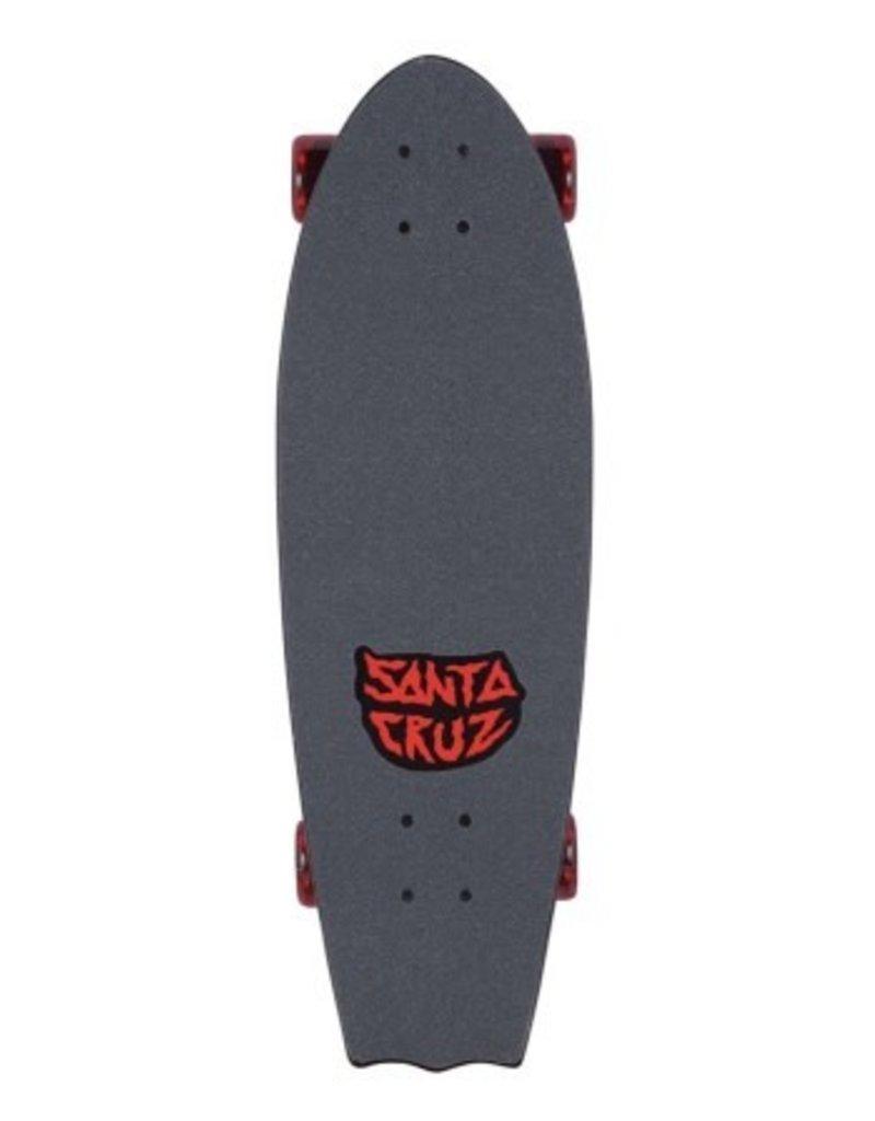 Santa Cruz Skate Squid Bat Tail Shark Cruzer