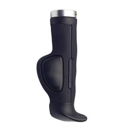 SERFAS SERFAS PRO-FLO LOCK ON GRIP BLACK