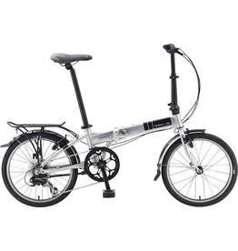 "Dahon Dahon Mariner D8 20"" Folding Bike, Quicksilver"
