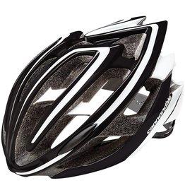 Helmet Teramo LARGE BLACK/WHITE