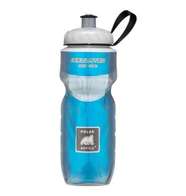 BOTTLE POLAR 20oz INSULATED BLUE
