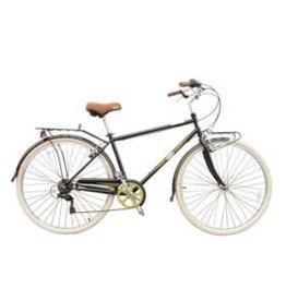 EVO, Classic City Sport, City Bike, Black, Mens (2016)