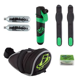Genuine Innovations PATCH KIT INO SEAT BAG LG DLX ULTRFLATE w/3-20G/2-LEVERS/GLUELESS PATCH KIT