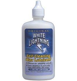White Lighting LUBE W-L CLEAN RIDE WAX 4oz
