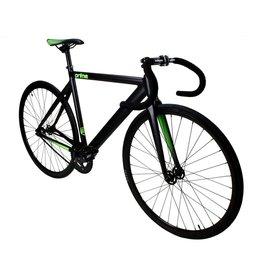 ZF Bikes Prime Alloy Black 55cm