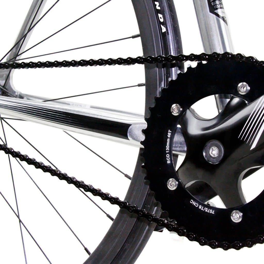 ZF Bikes Prime Alloy Chrome 55cm