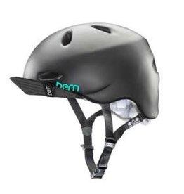 Bern Bern, Berkeley, Helmet, Satin Black, XSS