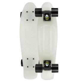 Mayhem Glow Deck Black Wheels