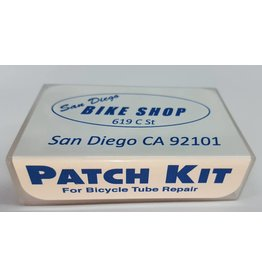 Patch Kit - San Diego Bike Shop