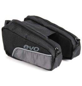 EVO, E-Cargo Dual Bento, Top tube pouch, 6'' x 2'' x 3-1/2''