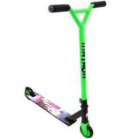 MB Stunt Scooter Super Nova Green