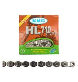 KMC CHAIN KMC 1/2x1/8 HL710 SIL 1/2LINK 100L