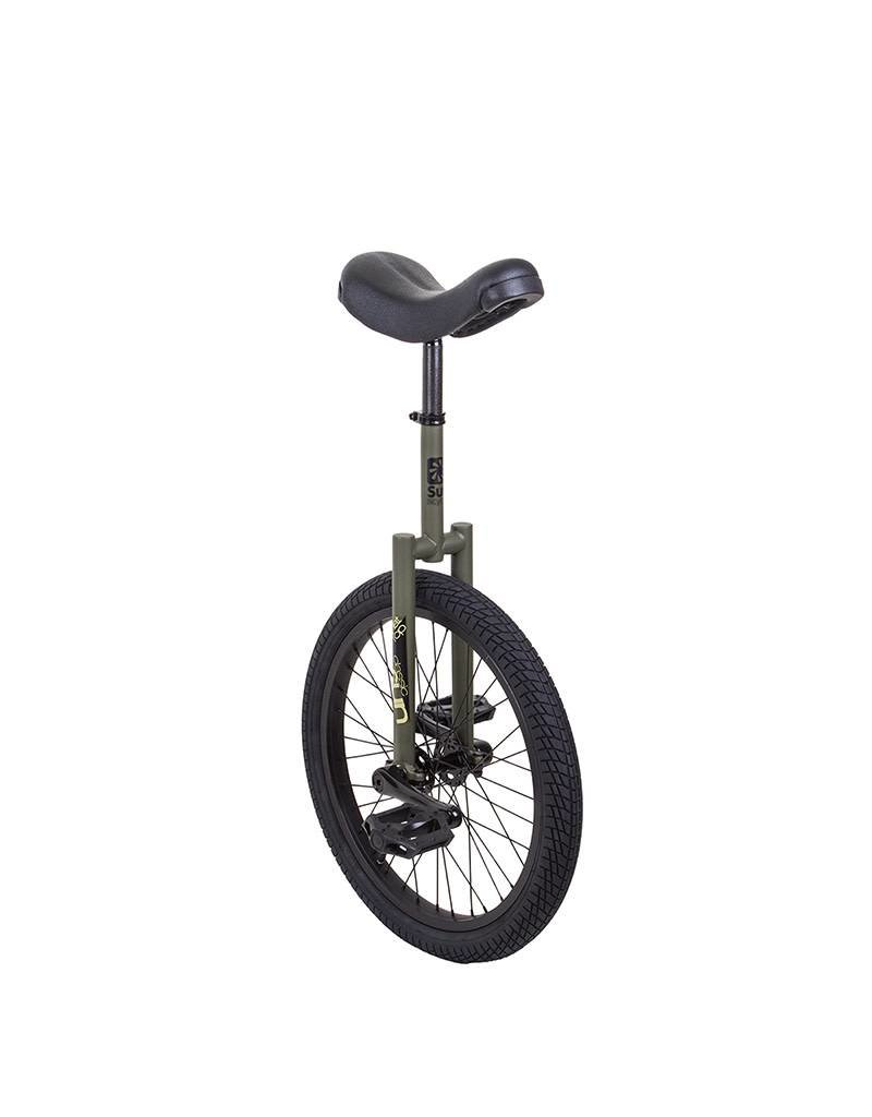UNICYCLE SUN 20in FLAT TOP 2014 GN/BK
