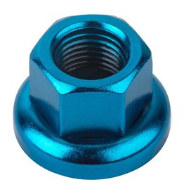 Origin8 HUB AXLE NUT OR8 CRMO RR M10x1.0 PR BU